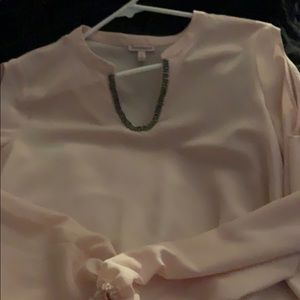 Juicy Couture ladies blouse with rhinestones